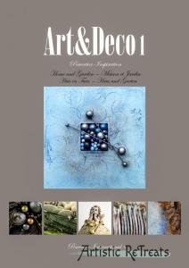 Artistic Retreats - Powertex Book Art and Deco 1 Powertex Inspirations